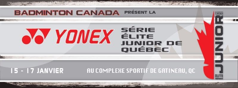 2016 Yonex Québec Junior Elite Series