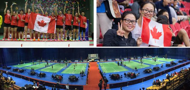 City of Moncton to Host the 2019 Pan American Junior Badminton Championships