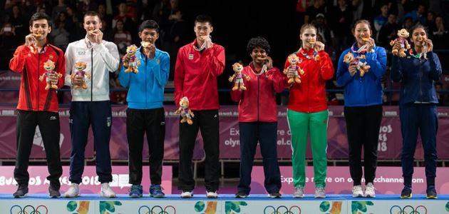 Brian Yang Wins Gold at Youth Olympic Games