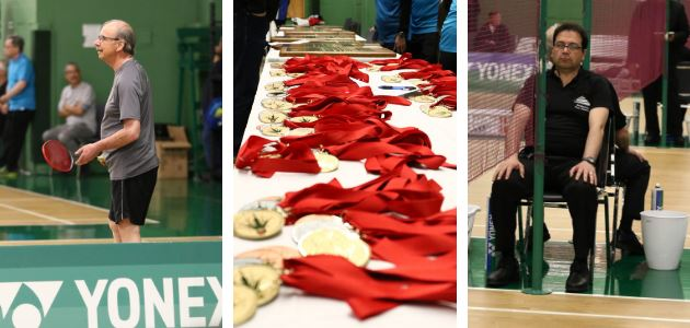 The 2019 Yonex Canadian Masters Championships are now open!