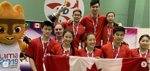Team Canada Wins Gold at the XXlll Pan Am Mixed Team Championships