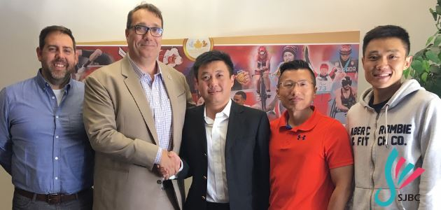 Badminton Canada and SJBC agree to sport exchange