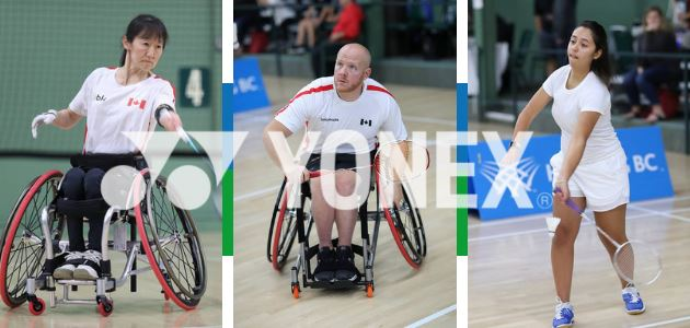 Yonex becomes the official sponsor of Para-badminton National Team!