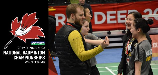 2019 Badminton Manitoba Coaching Conference Presented by Grey Cup Legacy Fund