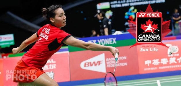 2019 YONEX Canada Open Super 100, presented by Sun Life