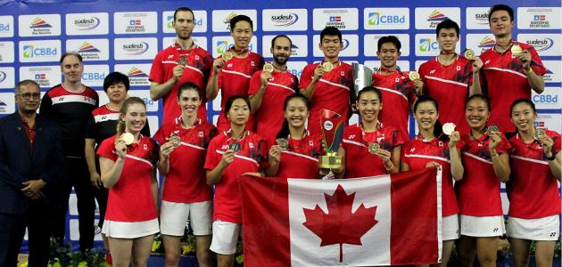Champions! - 2020 Pan Am Team